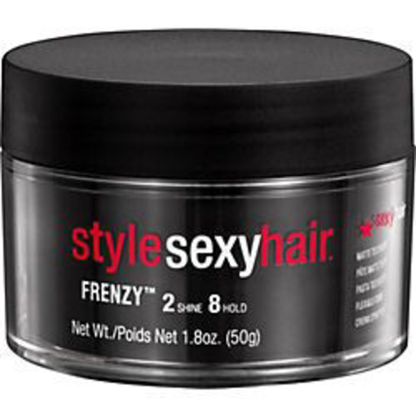 Sexy Style Sexy Hair Frenzy Matte Texturizing Paste Flexible Creme