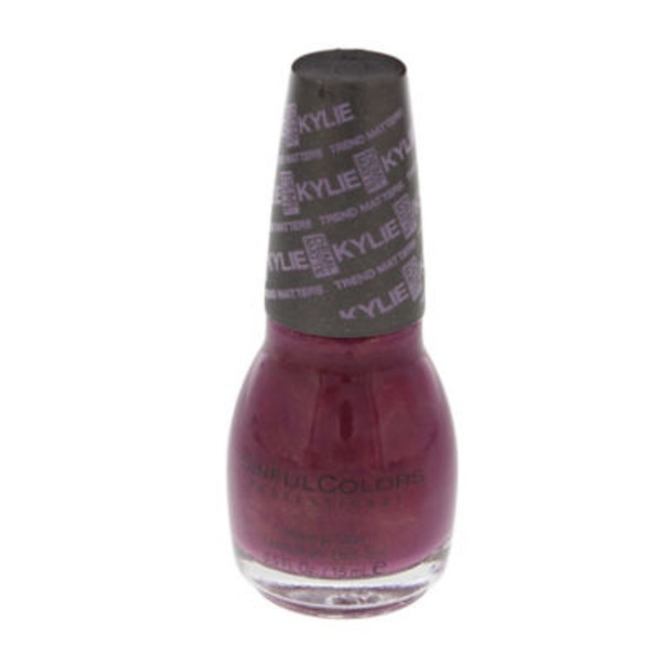 Sinful Colors Kylie Jenner Nail Color, Krushed Velvet 2080