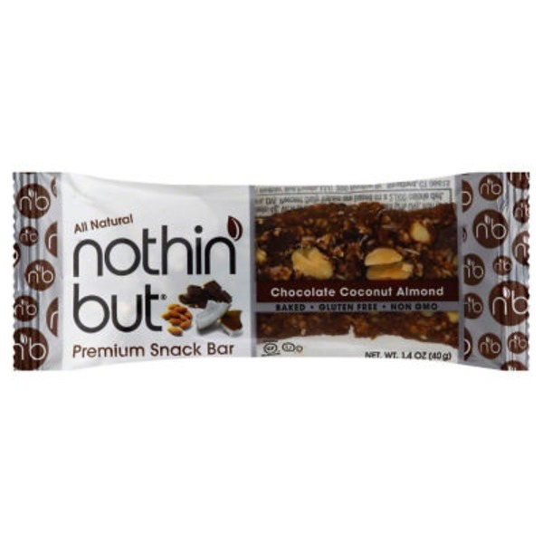 Nothin' But Chocolate Coconut Almond Bar