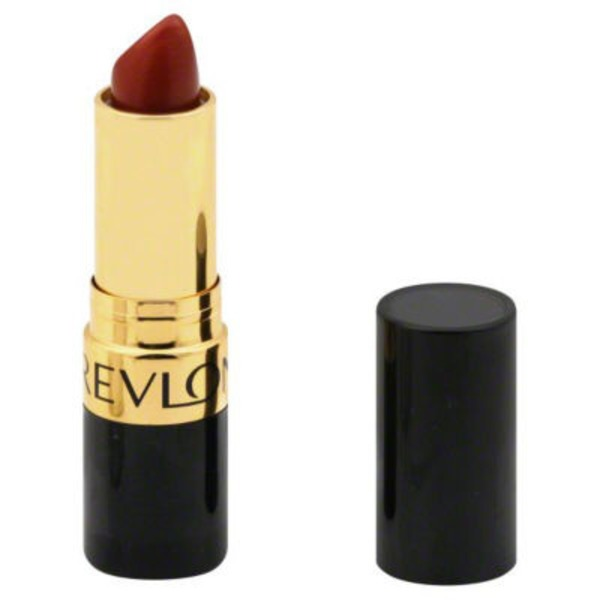 Revlon Pearl Super Lustrous Lipstick Abstract Orange 026