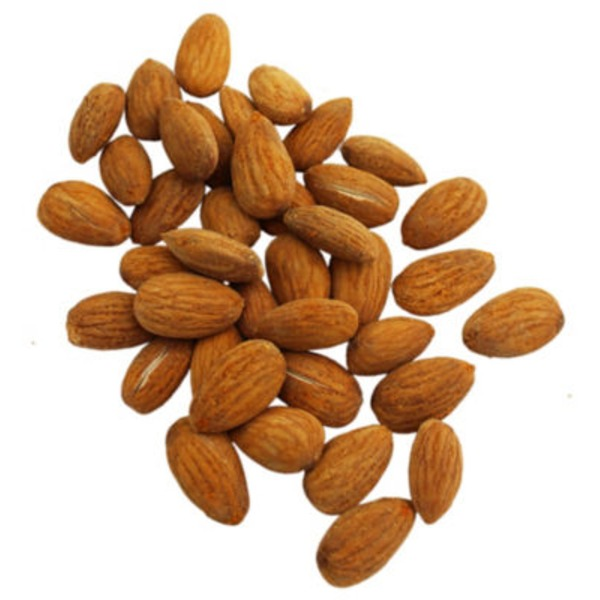 Spicy Dry Roasted Almonds