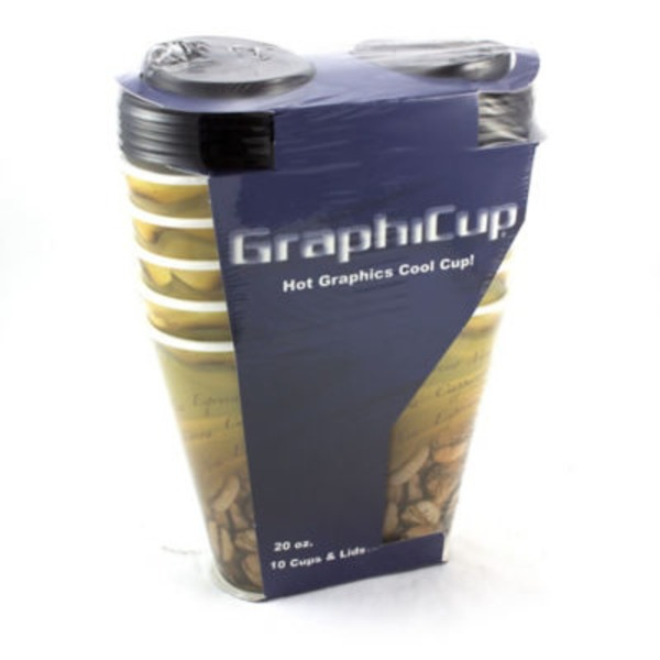 Graphi Cup Coffee Cup To Go