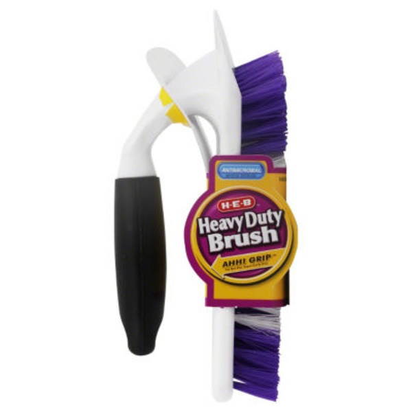 H-E-B Heavy Duty Brush