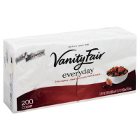 Vanity Fair Napkins All Occasion