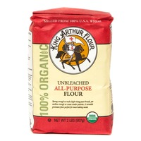 King Arthur Flour 100% Organic All-Purpose Flour