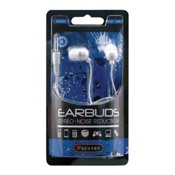 Sentry Pro Clear Stereo Noise Reduction Earbuds
