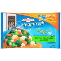 Steamfresh Broccoli Cauliflower & Carrots