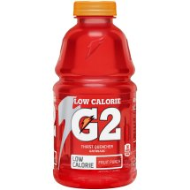 Gatorade® G2® Low Calorie Fruit Punch Thirst Quencher Sports Drink 32 fl. oz. Bottle