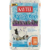 Kaytee Clean & Cozy Lavender Scented Small Animal Bedding 500 Cu. In.