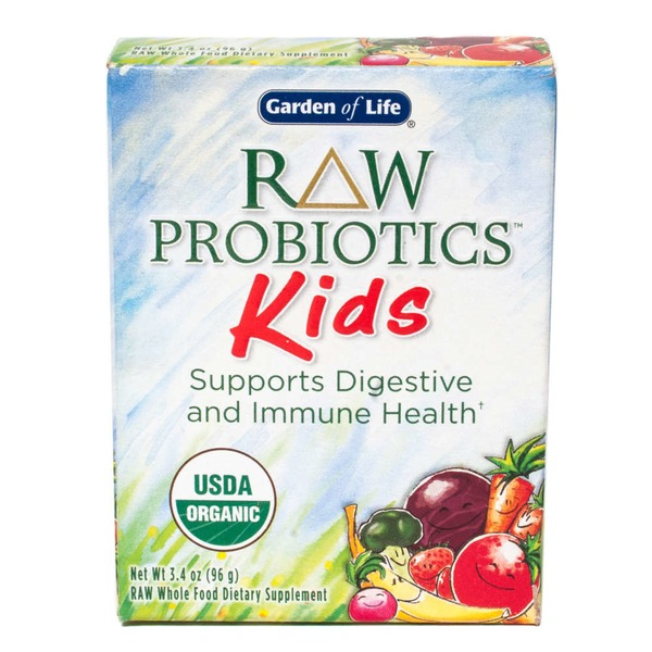 Garden of Life Raw Probiotic Kids