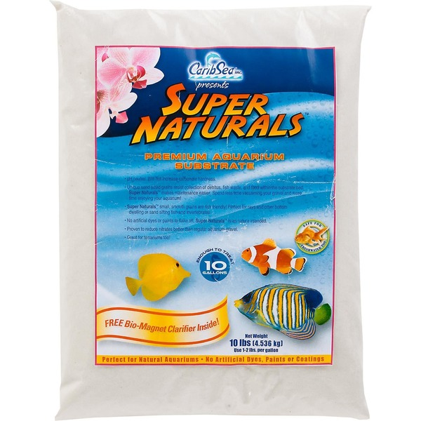 Carib Sea Inc Super Naturals Premium Aquarium Substrate