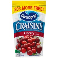 Craisins Cherry Juice Infused Dried Cranberries