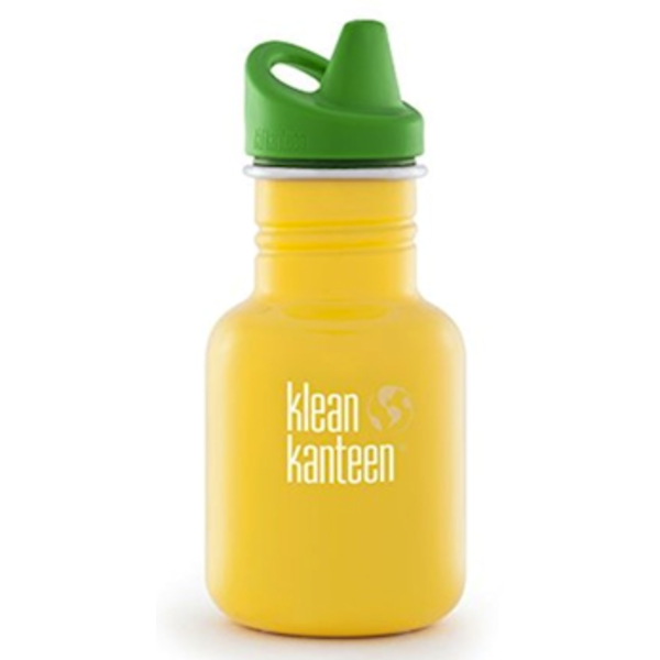 Klean Kanteen 12 oz Kid's Sippy School Bus