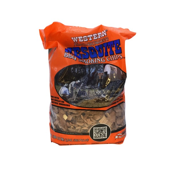 Western Mesquite BBQ Smoking Chips