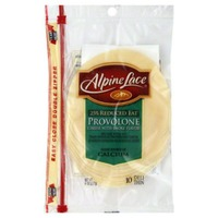 Alpine Lace® Reduced Fat Provolone with Smoke Flavor Deli-Thin Slices Cheese