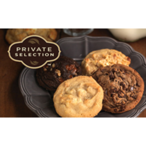 Kroger Private Selection Turtle Brownie Gourmet Cookies