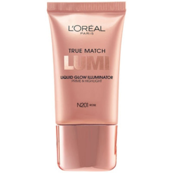 True Match Lumi N201 Rose Lumi Liquid Glow Illuminator