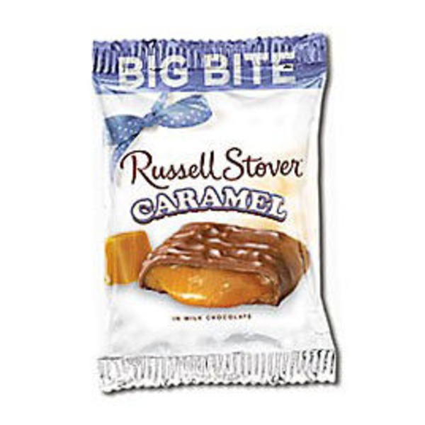Russell Stover Caramel Candy