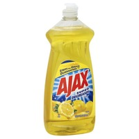 Ajax Lemon Dish Liquid