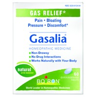 Boiron Gasalia Gas Quick-Dissolving Tablets - 60 CT