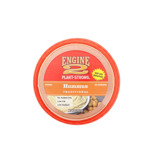Engine 2 Traditional Hummus
