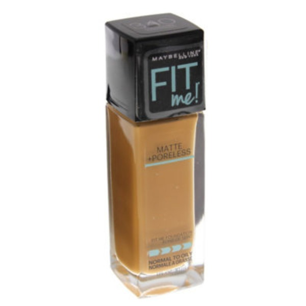 Fit Me® 340 Cappuccino Matte + Poreless Foundation