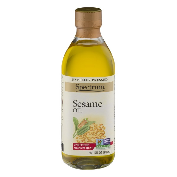 Spectrum Sesame Oil