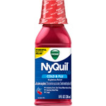 NyQuil Cherry Cough Syrup
