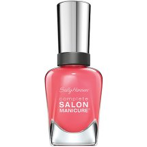 Sally Hansen Complete Salon Manicure Nail Polish, Get Juiced, 0.5 fl oz