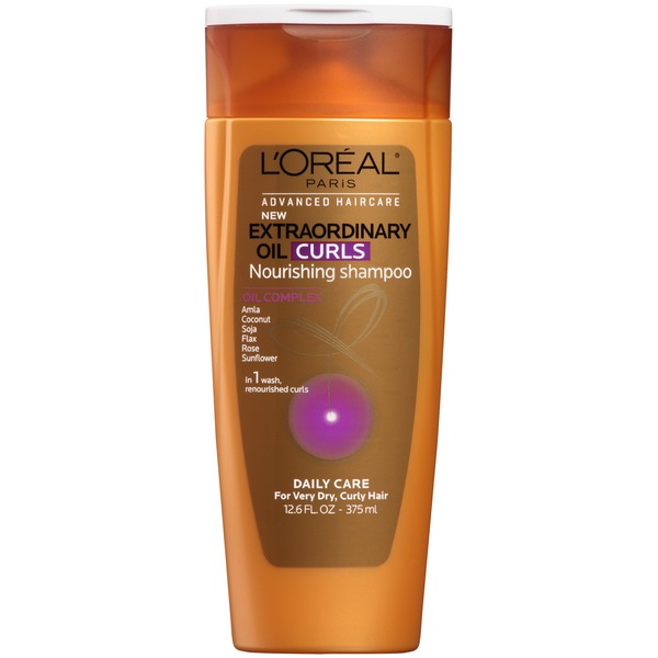 Advanced Haircare Extraordinary Oil Curls Shampoo