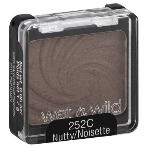 Wet n' Wild Coloricon Eyeshadow 252C Nutty