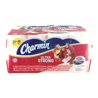 Charmin Bathroom Tissue Ultra Strong Double Roll 2-Ply