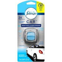 Febreze Car Heavy Duty Crisp Clean Vent Clip Air Freshener