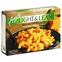 Amys Light & Lean Macaroni & Cheese