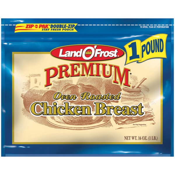 Land O' Frost Premium Oven Roasted Chicken Breast