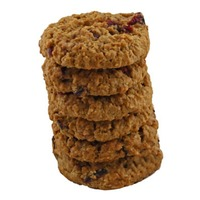 Central Market Oatmeal Cranberry Orange Cookies