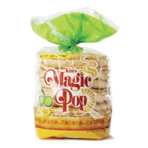 Kim's Magic Pop Pop Onion Snack Cakes Korean