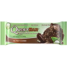 Quest Mint Chocolate Chunk Protein Bar, 2.12 oz