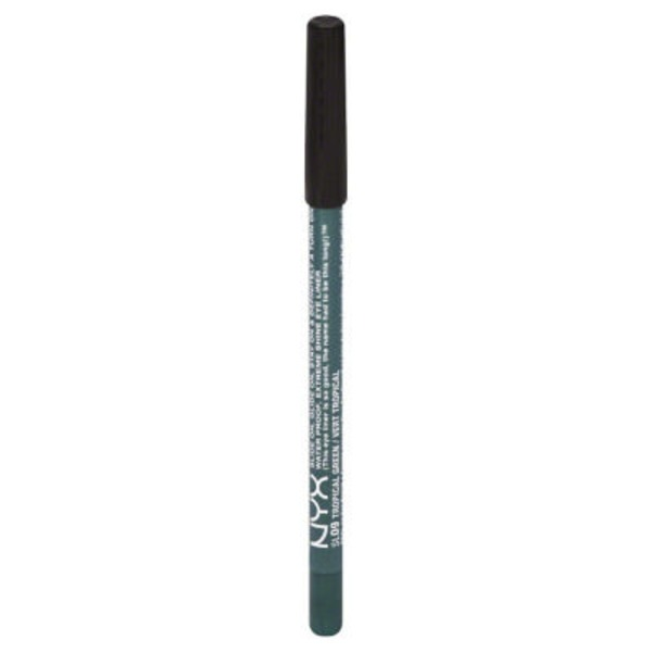 NYX Water Proof Extreme Shine Eye Liner, Tropical Green SL09