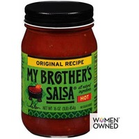 My Brother's Salsa Original Hot