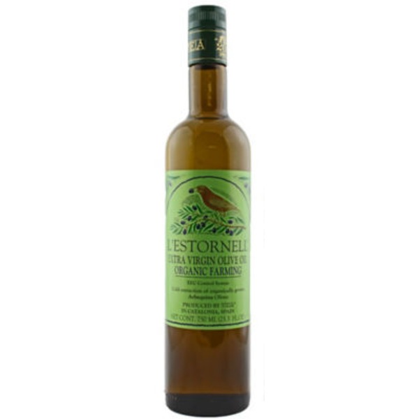 L'Estornell Organic Extra Virgin Olive Oil