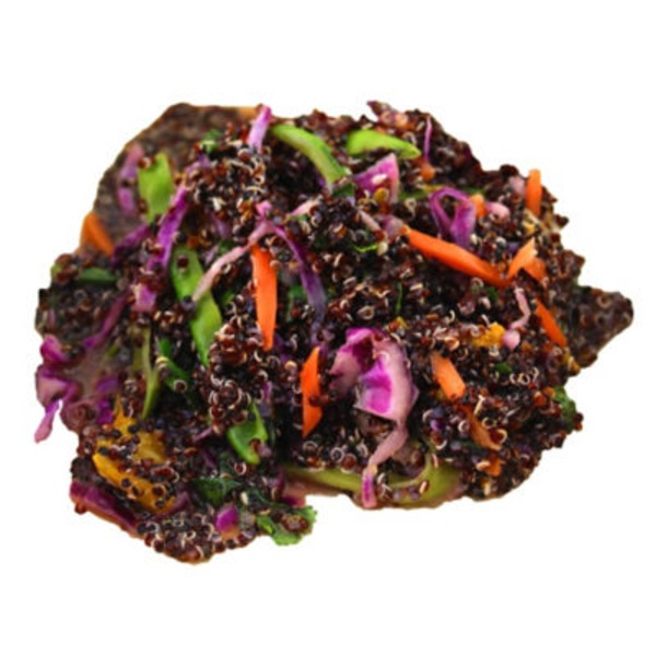 Central Market Black Quinoa Citrus Slaw