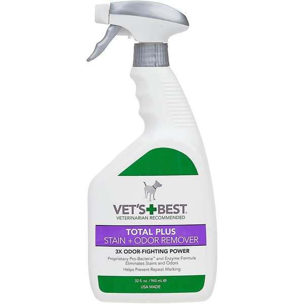Vet's Best Total Plus Pet Stain & Odor Remover