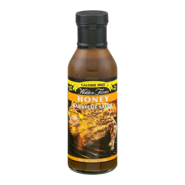 Walden Farms Barbecue Sauce Honey Calorie Free