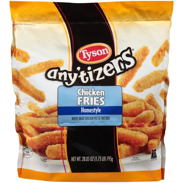 Any'tizers Homestyle Chicken Fries