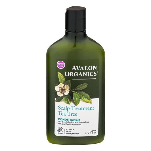 Avalon Organics Scalp Treatment Tea Tree Conditioner