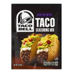 Taco Bell Taco Seasoning Mix Original, 1.0 OZ