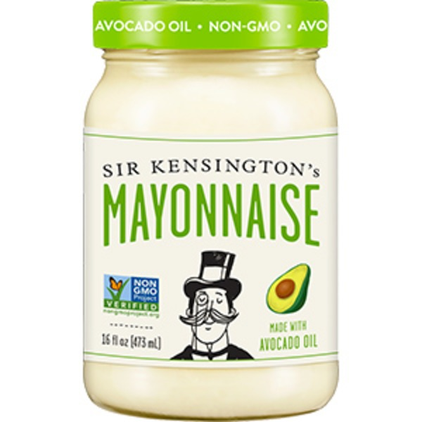 Sir Kensington's Mayonnaise Made With Avocado Oil