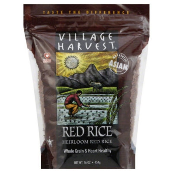 Village Harvest Heirloom Red Rice