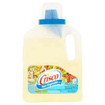 Crisco Pure Vegetable Oil, 64 fl oz